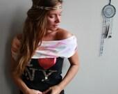 I Love NY Black Tie Dye H...