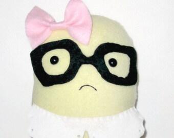 Weird Plush - Cute Stuffed Monster Hipster