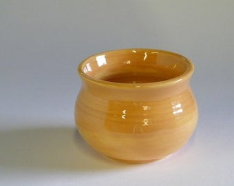 Light brown bowl