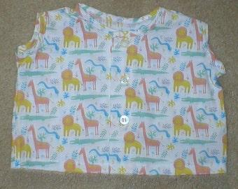Boy's Diaper shirt