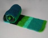 Moss scarf