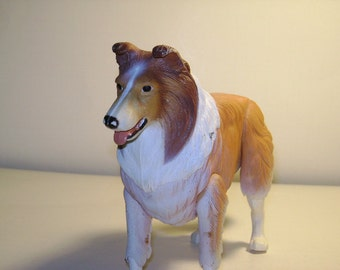 Vintage 1970's Lassie