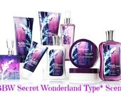 SECRET WONDERLAND Soy Wax Melts - BBW Dupe Type* Scent - Soy Tarts - Wickless Candle -  Air Freshener - Highly Scented - Type Dupe
