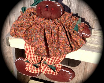 Tara  the Gingerbread