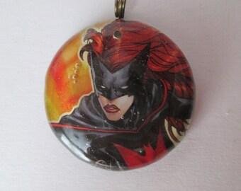 Bat Woman Necklace