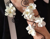 Custom Corsage and Bout for Veronica