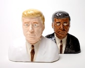 Kennedy Stove Top Salt and Pepper Shakers Multi Cultural Version