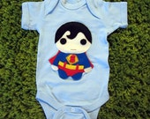 Super Baby Infant Bodysuit