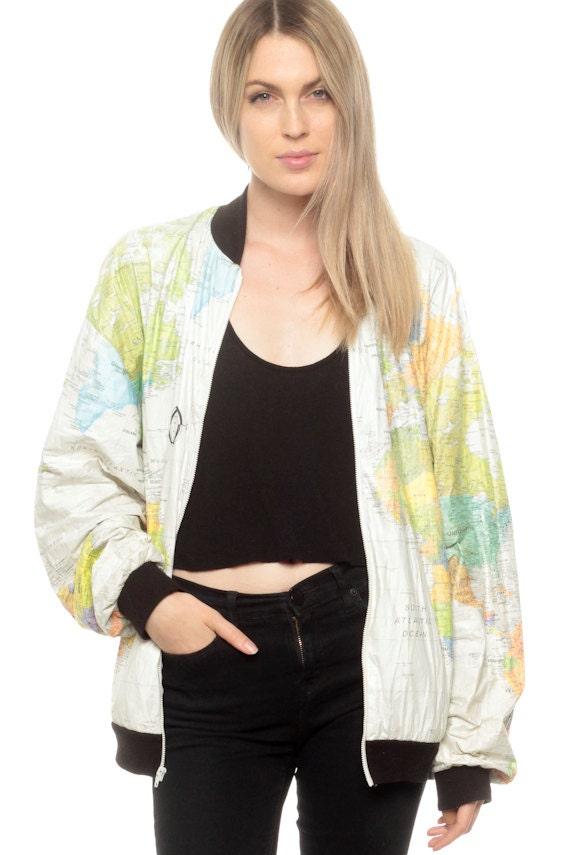 World map jacket 90s windbreaker compass tyvek coat ussr 80s for sales and promotions follow us here instagram shopexile facebookshopexile world map jacket 90s windbreaker compass tyvek gumiabroncs Choice Image