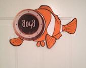 Nemo Clown Fish Body Part Stateroom Door Magnets for Disney Cruise