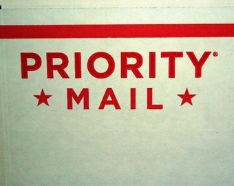 Priority Mail Upgrade United States Only