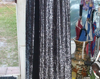 Handmade Panne Velvet Renaissance Medieval Hooded Cloak Cape Wicca Witchcraft Cosplay Halloween Last One Made and Ready 2 Go!