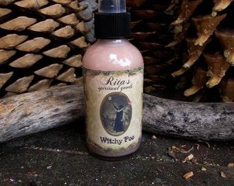 Rita's Witchy Poo Spiritual Mist Spray - Pagan, Magic, Hoodoo, Witchcraft