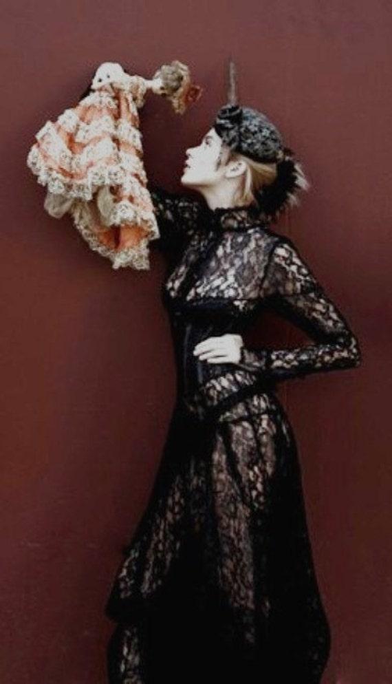 Lolita lace dress