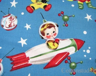 1 yard, Michael Miller Retro Rockets