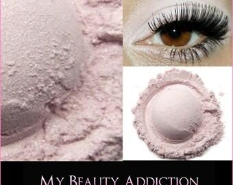 Clearance-Pink Mineral Eyeshadow 'Angel Wings'