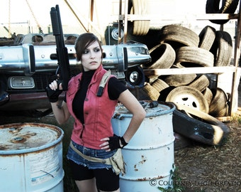 Claire Redfield VEST: Resident Evil