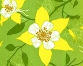 CLEARANCE SALE - Joel Dewberry Deer Valley Collection for Free Spirit - Columbine in Grass