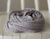 Baby Wrap - Cheesecloth Wrap - Newborn Wrap - Photography Prop - RUSTIC GREY - Wrap - Swaddle - Prop