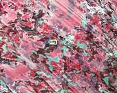marbled paper, marmorpapier , Bookbinding, papier marbrè , marbled paper . carta marmorizzata cm 50 x 70  -    2526