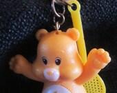 Birthday Bear Care Bear Key Chain