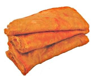 Mawatas Silk Hankies Pumpkin - 17 grams