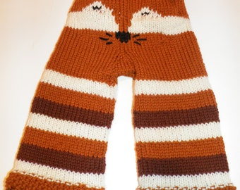 What does Mr. Fox say? longies made to order custom