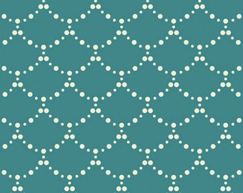 Art Gallery - Emmy Grace Collection by Bari J - Ripples in Sea - Fat Quarter