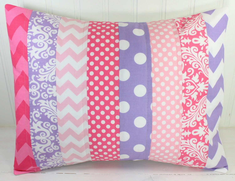 Throw Pillow Cover Nursery Cushion Cover Baby Girl Nursery