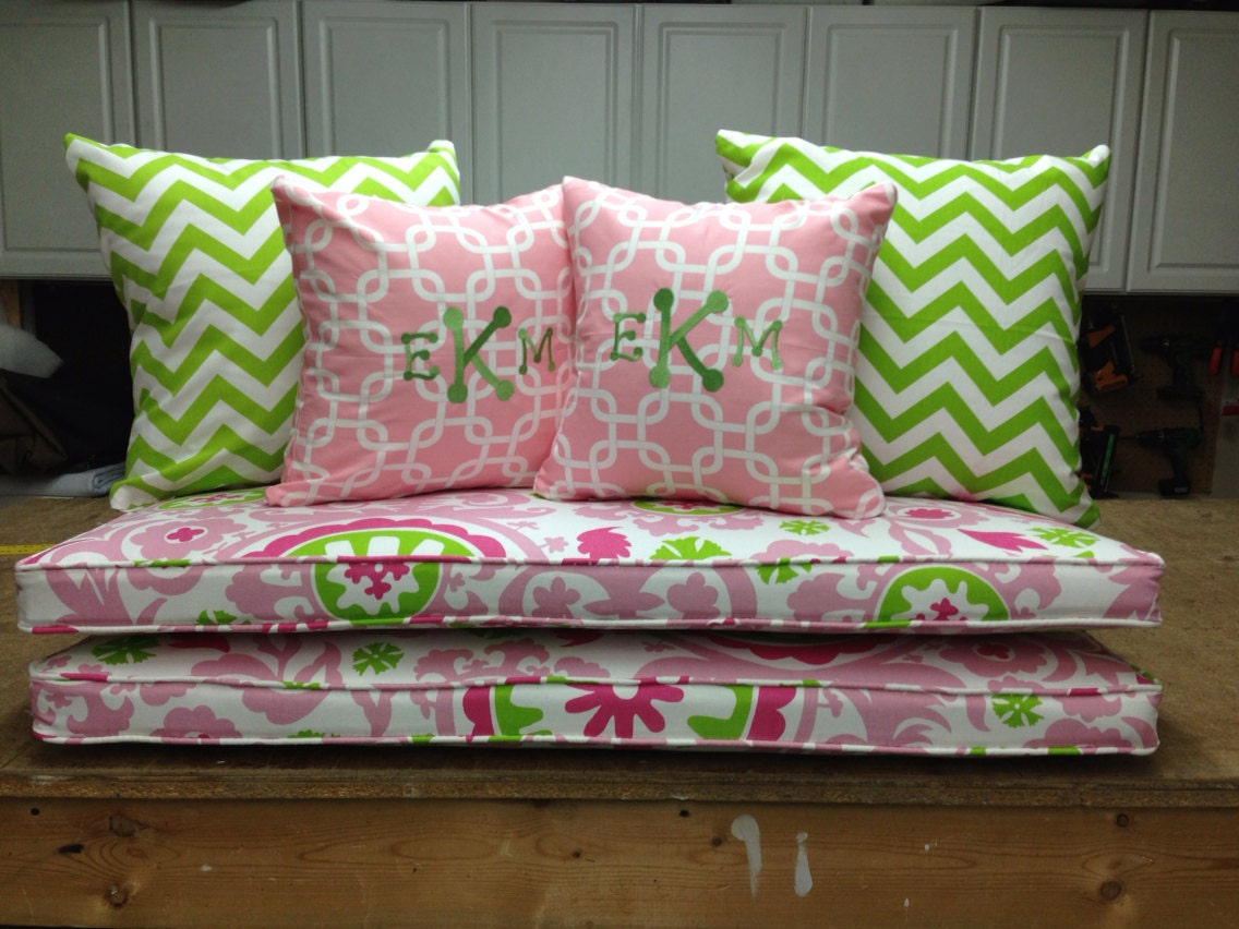 Custom Cushion Window Seat Cushion Bench Cushion With