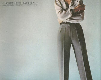 Pant Pattern Leonora perfect fit pants pattern Guide Book Master fit-pants all sizes