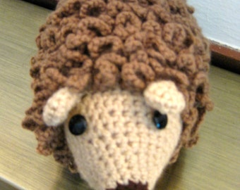 Hedge Hog, Stuffed Toy. Will be Handmade, Just for You