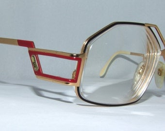 Designer Eyeglass Frames From Germany : Popular items for 1980s eyeglass on Etsy