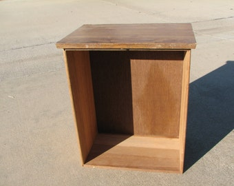 Vintage Solid Wood Framed Drawer - Storage - Container - Under-bed - Organizer - Magazines - File - Repurpose - Reclaim - Reuse