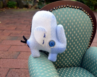 Lily the Elephant Plush