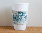 NANCY DREW the invisible intruder : coffee cup sleeve