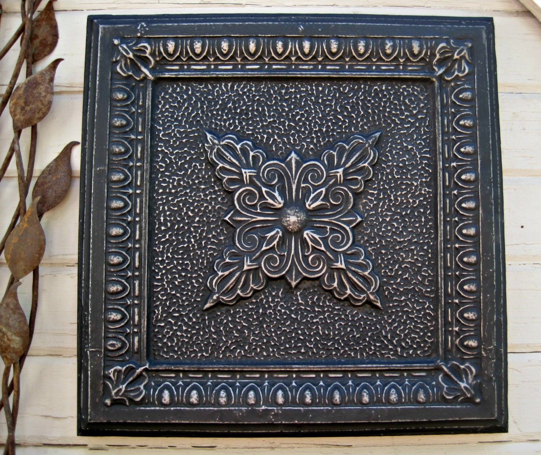 Vintage Tin Ceiling Tiles - antiques - by dealer