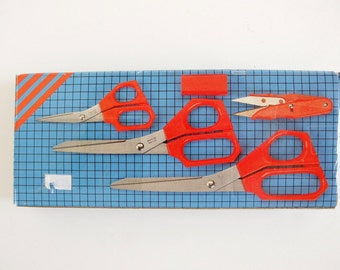 NIB 5 Pc Scissor Set