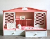 Desk Set, Remco Princess Vintage Original Box Pink Little Girl