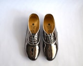 Pony Oxford Mirrored Metallic (Handmade to order)