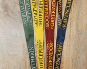 NEW DESIGNS!!  House Lanyards, your choice.