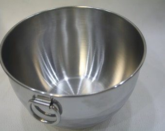 Revere Ware Stainless Steel Individual Mixing Bowls