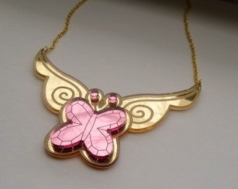 Fluttershy - Elements of Harmony: Kindness Cosplay Prop Necklace
