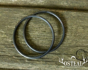 Snake - 10 Gauge, Dark Hoops, two sizes