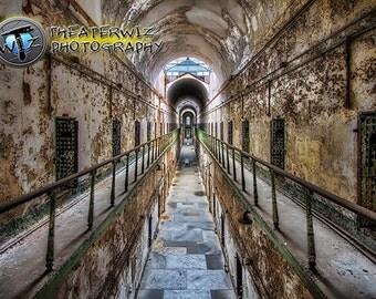 Eastern State Penitentiary Fine Art  Photo Print-