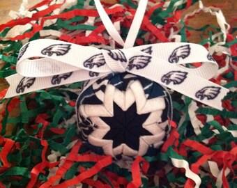 Eagles Folded Christmas Star Ornament