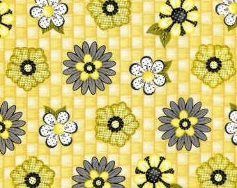 Penelope S Daisy Blank Quilting Closeout Fabric By