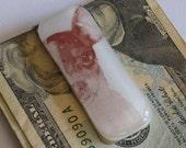 Chihuahua money clip