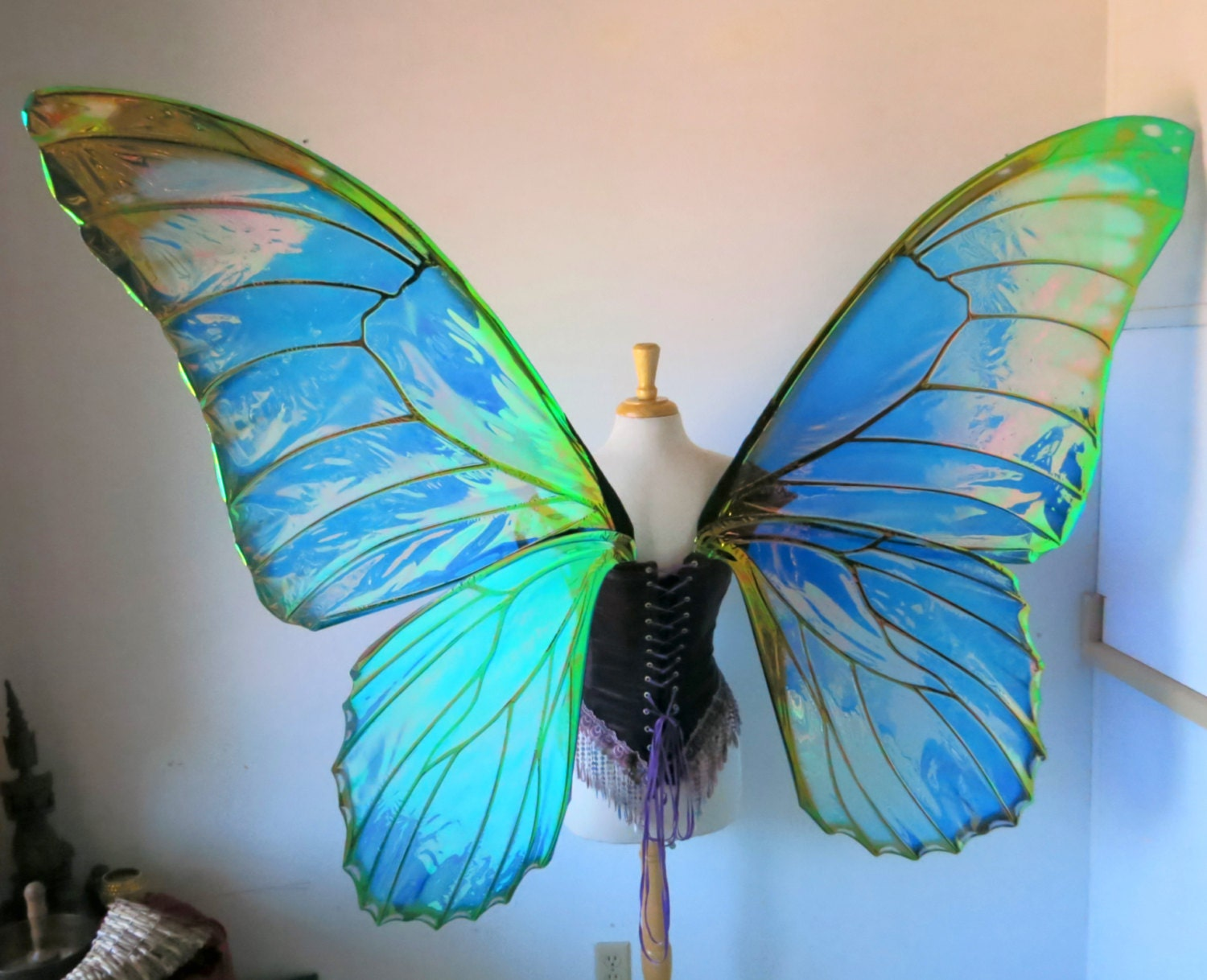 Giant Butterfly Wings Costume Giant Butterfly Wings ...