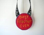 Custom Teacher Medal
